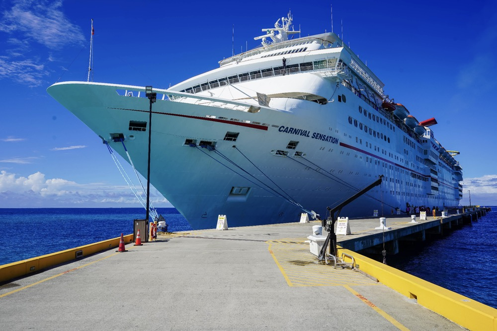 Texas' New Ban on Requiring Proof of Vaccination Has Cruise Lines Worried