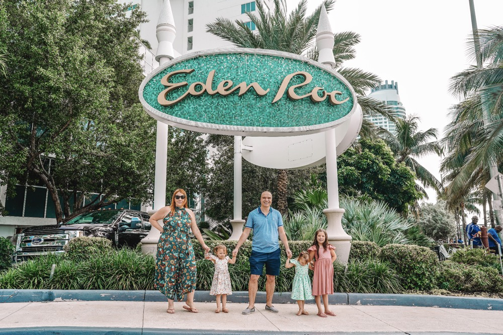 The Perfect Family Getaway at Eden Roc Miami Beach #Review