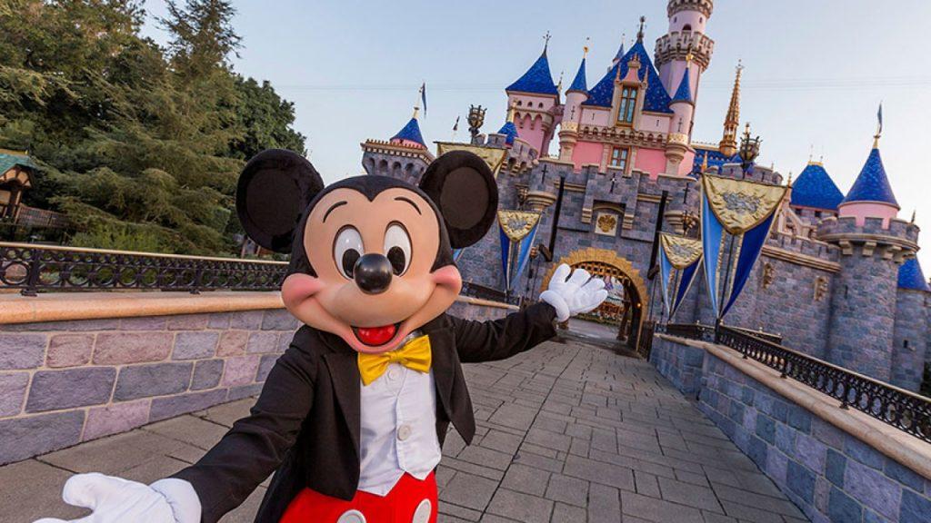 California's Disneyland