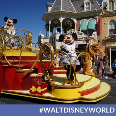 Walt Disney World Is Making Covid-19 Vaccinations Available For Workers