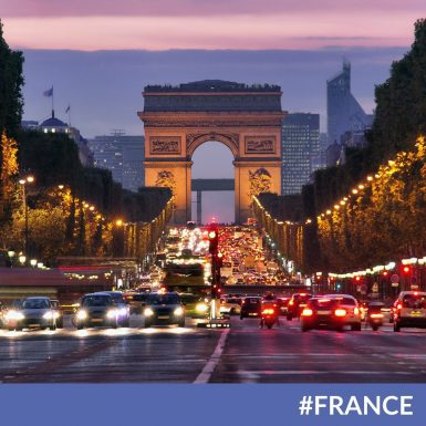 Tourists Will be Welcomed Back to France as of June 9