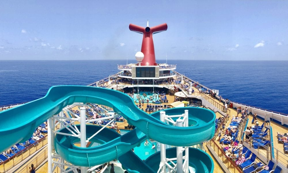 Summer Cruising: Carnival Announces New Covid-19 Protocols, Relaxed Mask Mandate