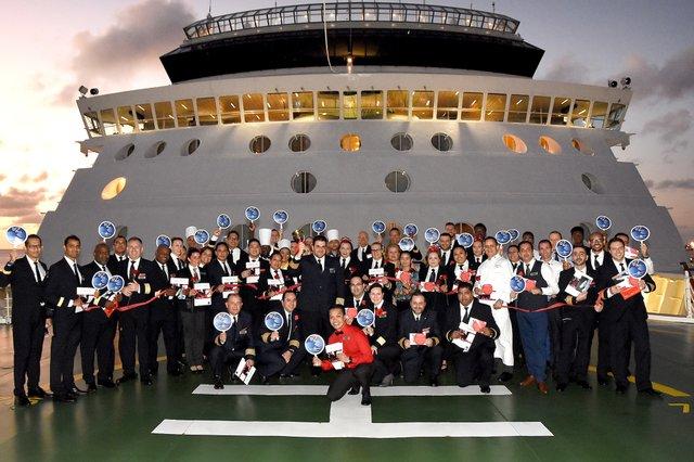 Celebrity Cruises Crew
