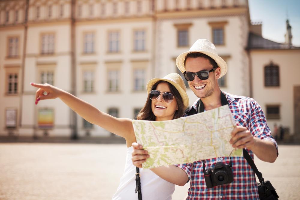 US travellers in Europe