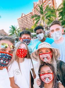 Disney's Aulani Resort Mask Policy