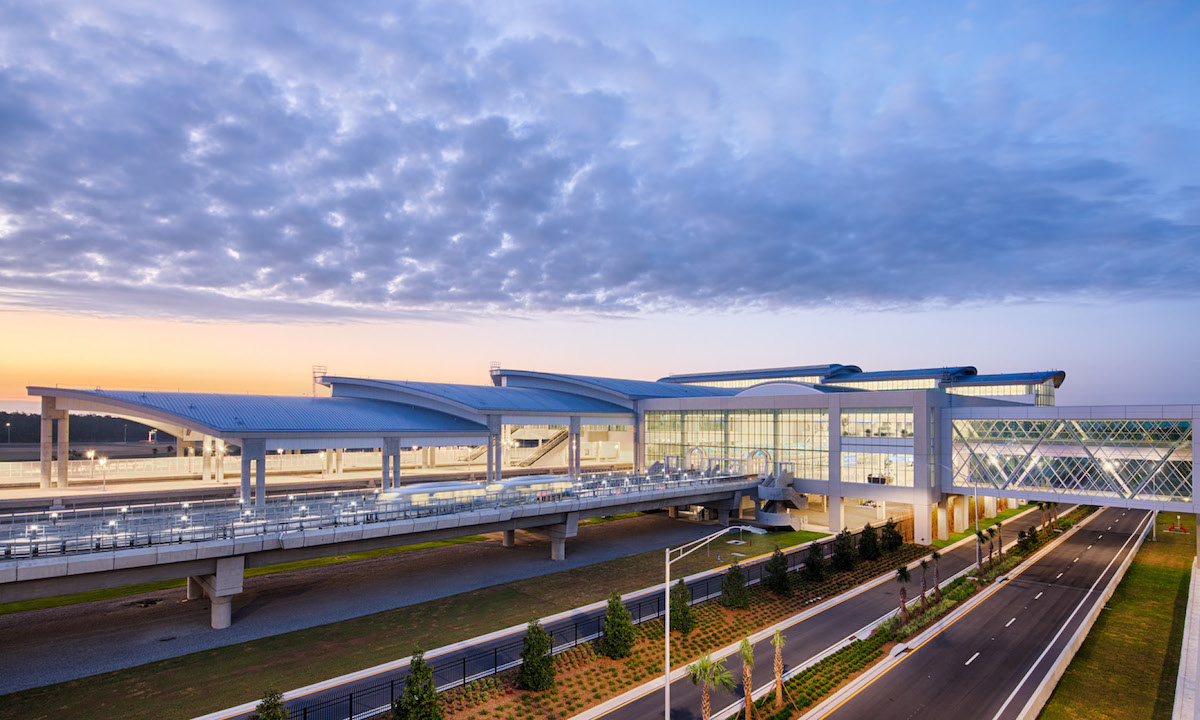 Orlando International Airport To Introduce Mobile Ordering