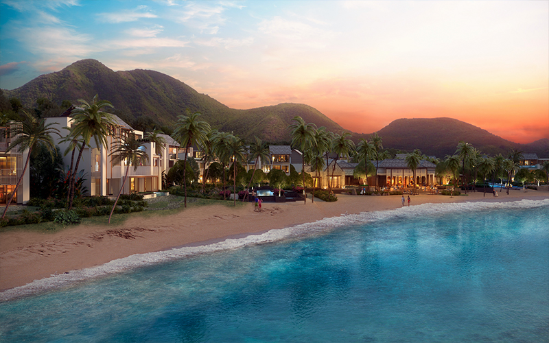 St. Kitts And Nevis Is Making Travel A Little Easier On Families This Summer