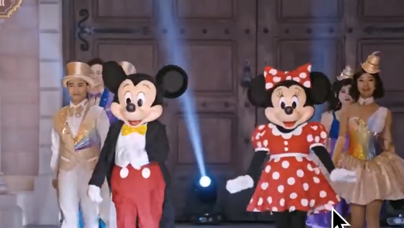 Shanghai Disney Is Getting Ready To Celebrate 5th Anniversary With An All New Costume Look