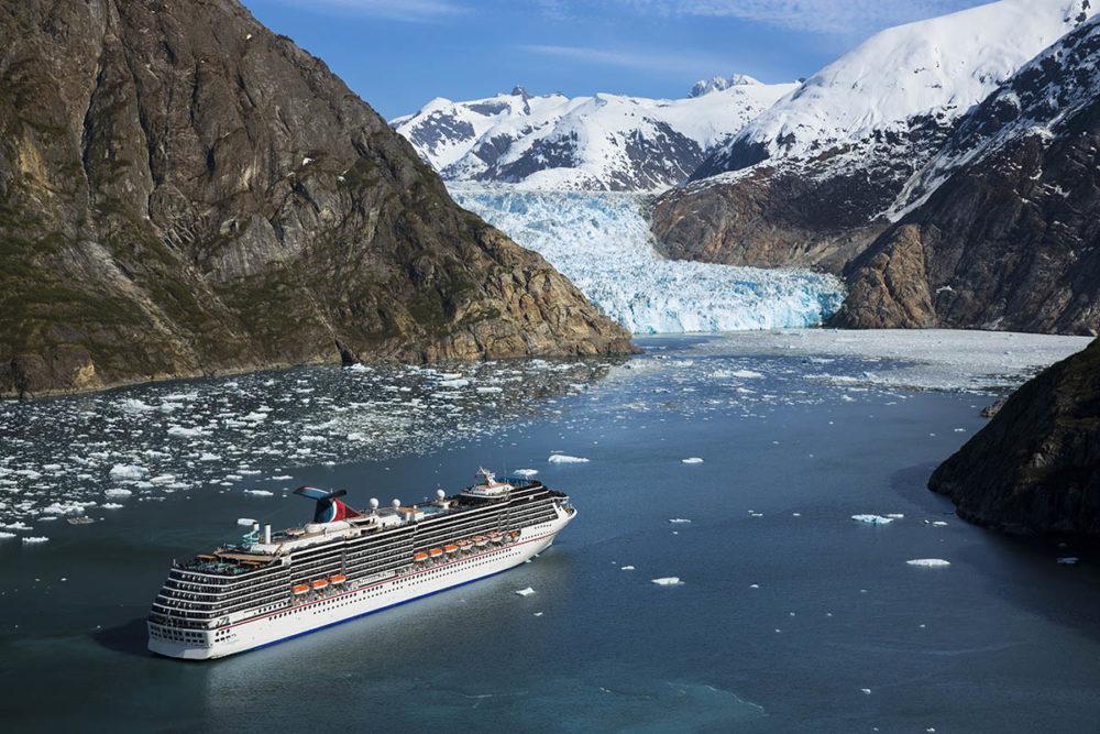 Carnival Is Bringing Back Cruises To Alaska This Summer