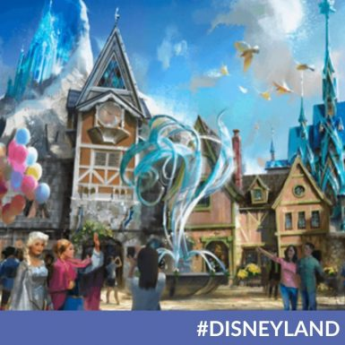 Construction on Hong Kong Disneyland's 'Frozen' Land is Coming Along Nicely