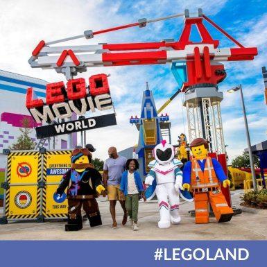 LEGO Movie World Officially Opens at LEGOLAND California