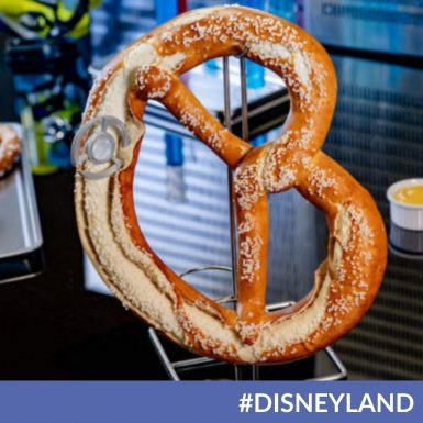 Disneyland News: Spicy Loaded Pretzel And Pym Cocktails Coming to Avengers Campus