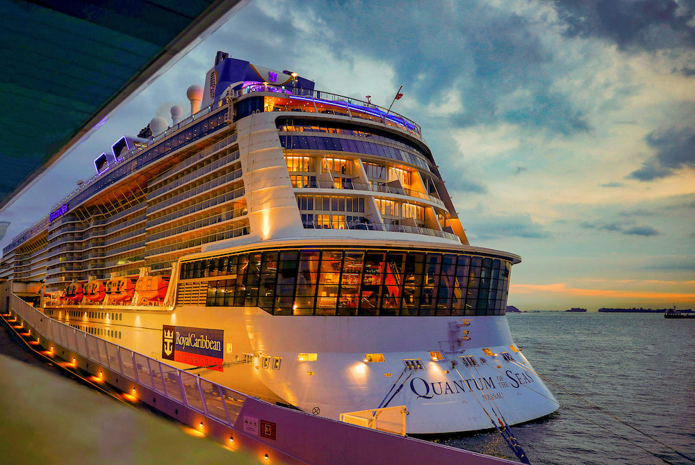 Singapore's Covid-19 Phase 2 Heightened Alert Is Affecting Royal Caribbean's Quantum of the Seas