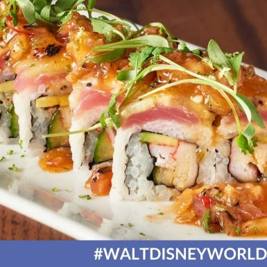 Splitsville Luxury Lanes is Serving Up a New Must Try Aloha Sushi Roll