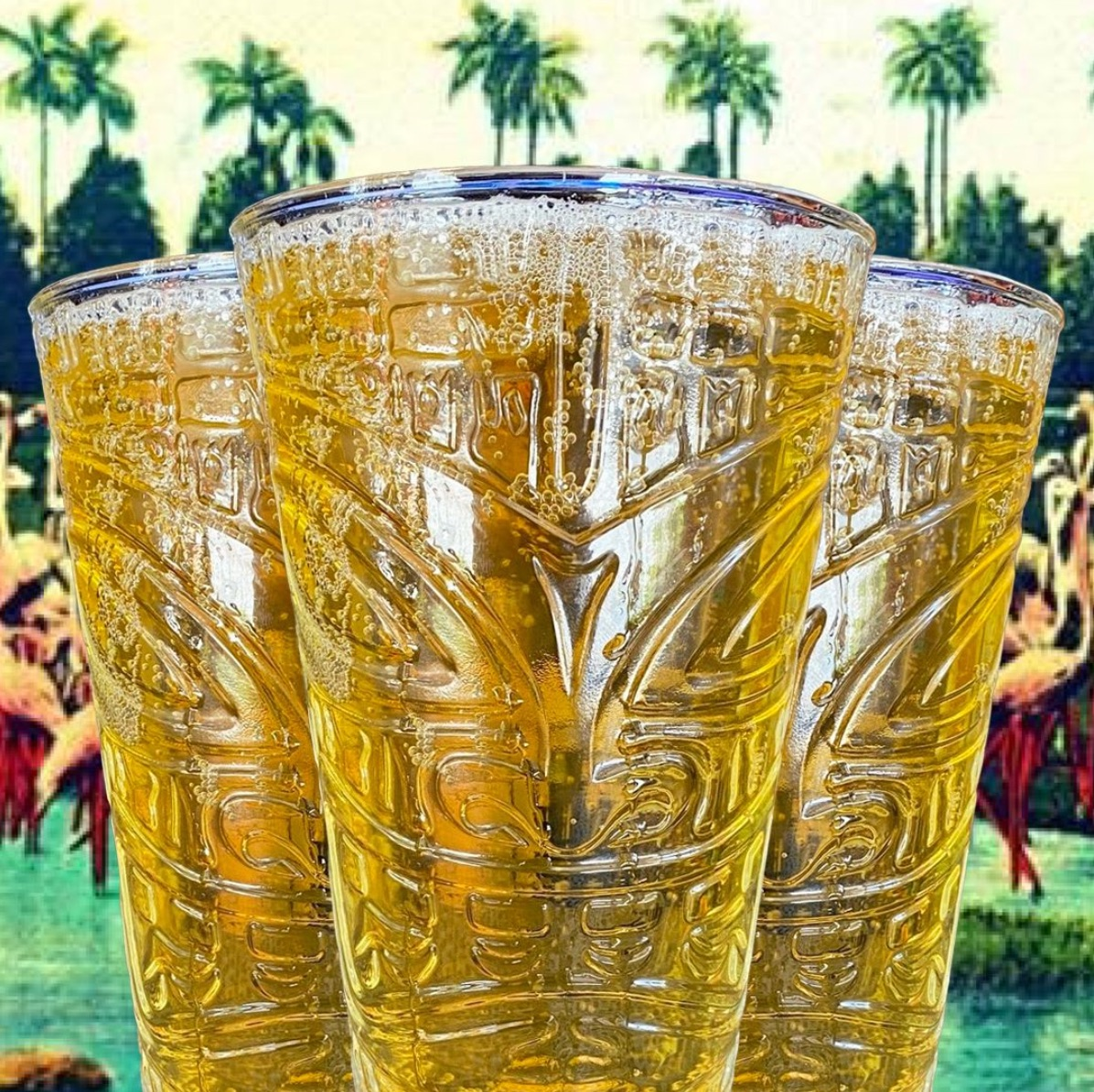 Splitsville Luxury Lanes at Disney Springs is Now Offering Souvenir Tiki Glasses