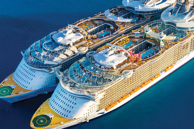 Royal Caribbean CEO Says CDC Is Going Grant Cruise Lines Permission to Sail Again Soon