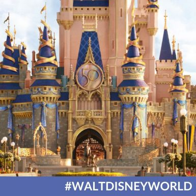 Walt Disney World Gives Fans a Preview of 50th Anniversary Celebration