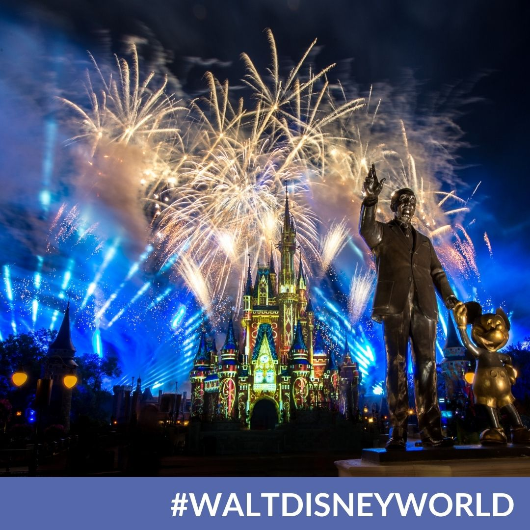 Are Happily Ever After Fireworks Returning to Walt Disney World in July?