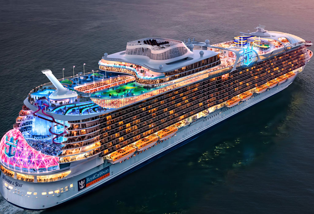 Royal Caribbean Submit Test Cruises, Says All Passengers Must Be Vaccinated