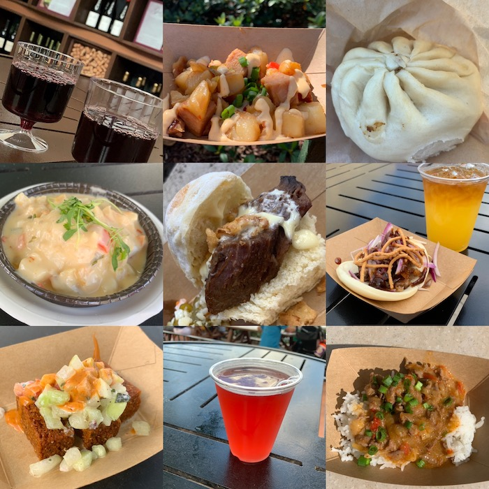 Epcot International Food And Wine Festival To Add 8 Food Booths This Year