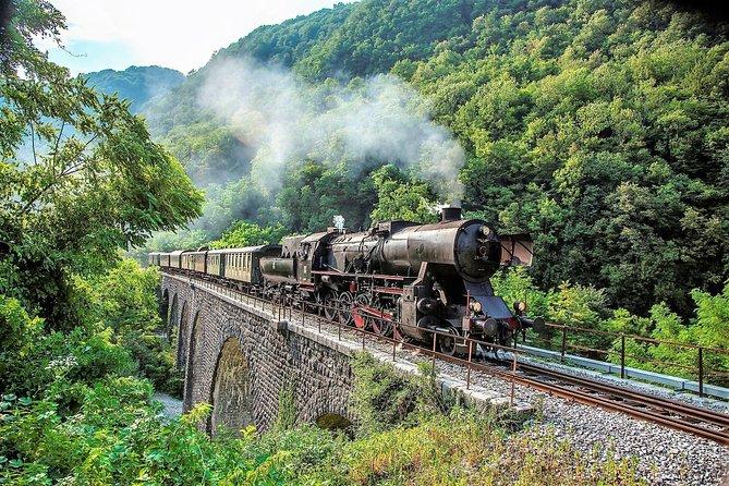 Bohinj Steam Railway, Bled, Slovenia