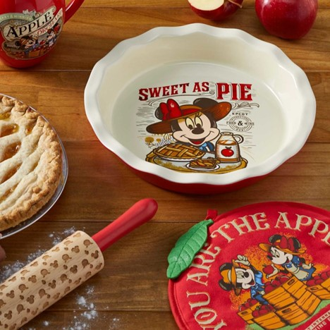EPCOT Food and WIne Festival Merchandise Apple Orchard collection