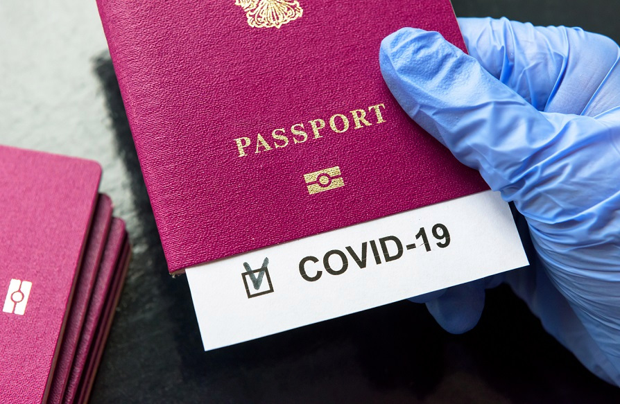 Here's What You Need To Know About The European Union's Vaccine Passports