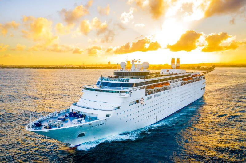 Bahamas Paradise Cruise Line To Hit The Waters In Test Cruise