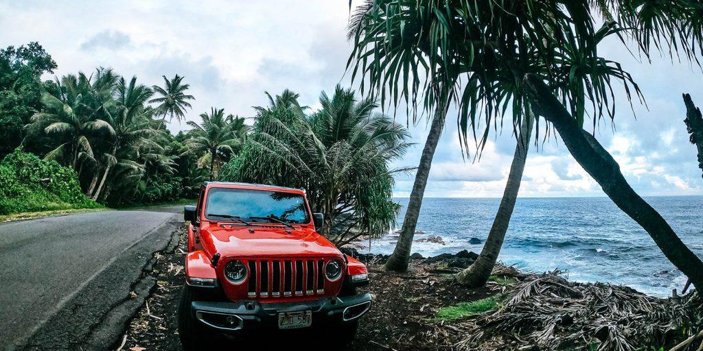 Hawaii-with Jeep