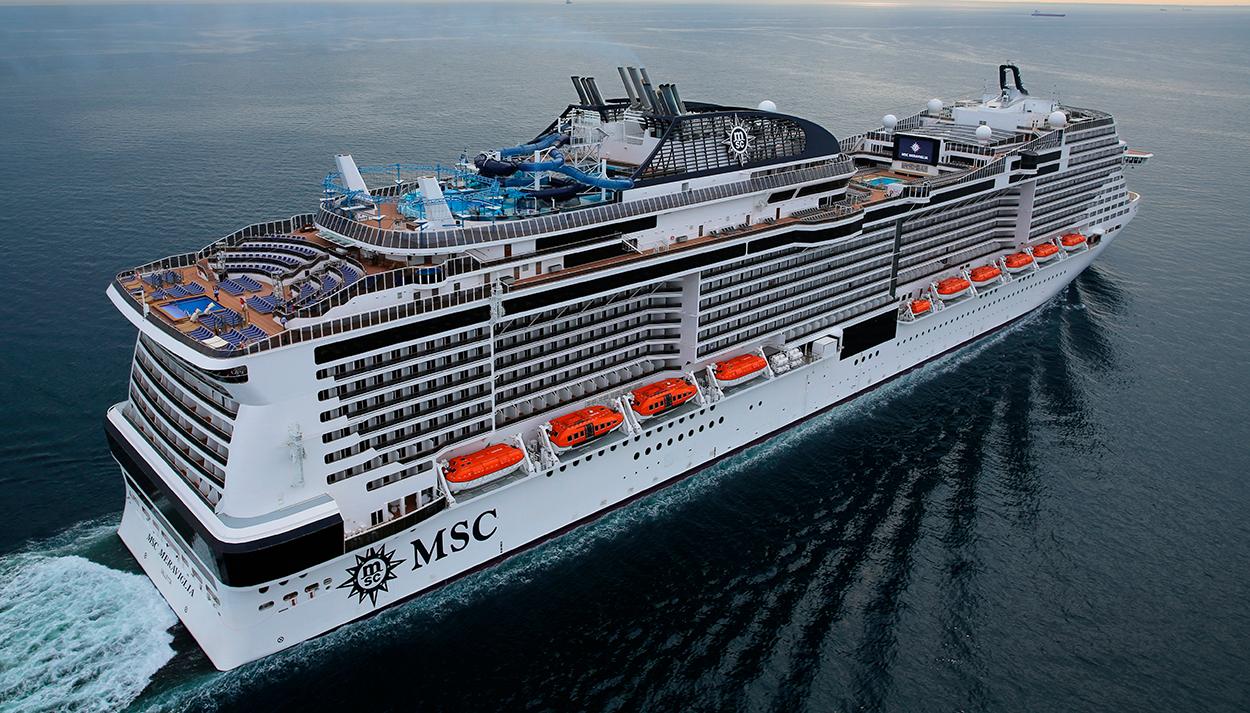 MSC Cruises Are Back: Splendida Welcoming Back Guests