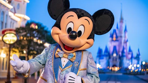 Mickey 50th Anniversary