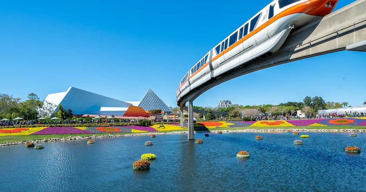 Walt Disney World Update: Is Disney Reopening The EPCOT Monorail?