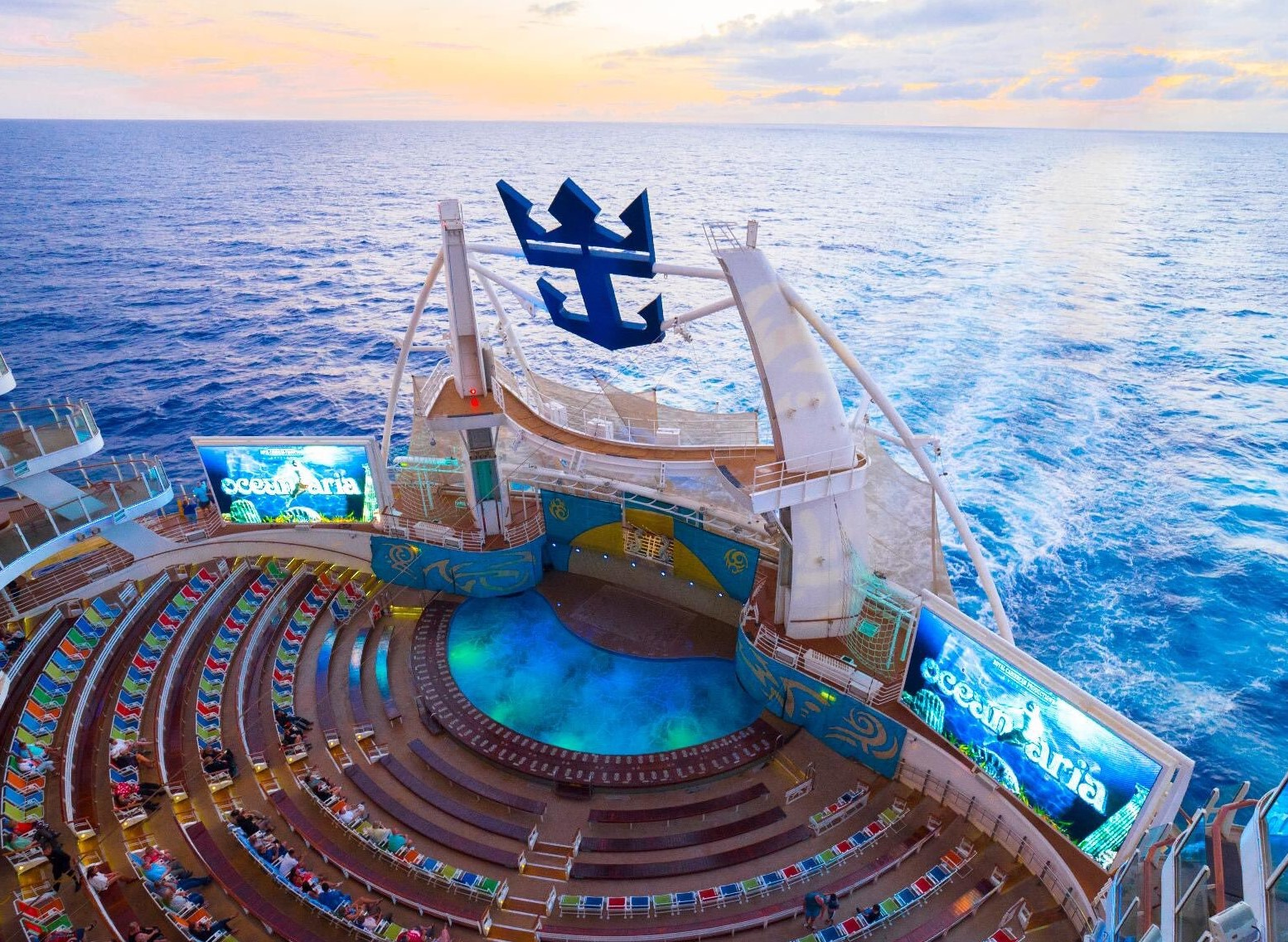 Royal Caribbean CEO Announces First Sail Of The Season: Cruising Is Officially Back