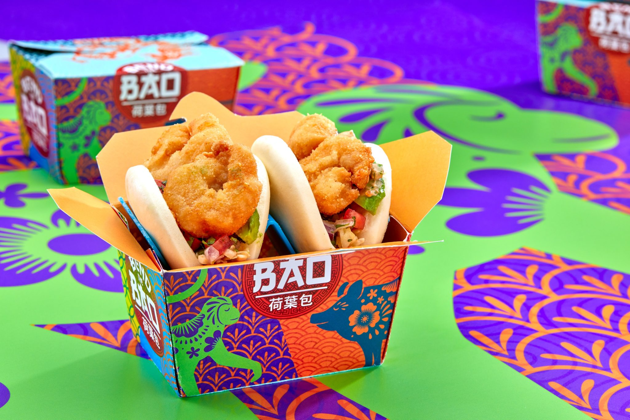 Bend The Bao Set to Open June 15th at Universal CityWalk at Universal Studios Orlando