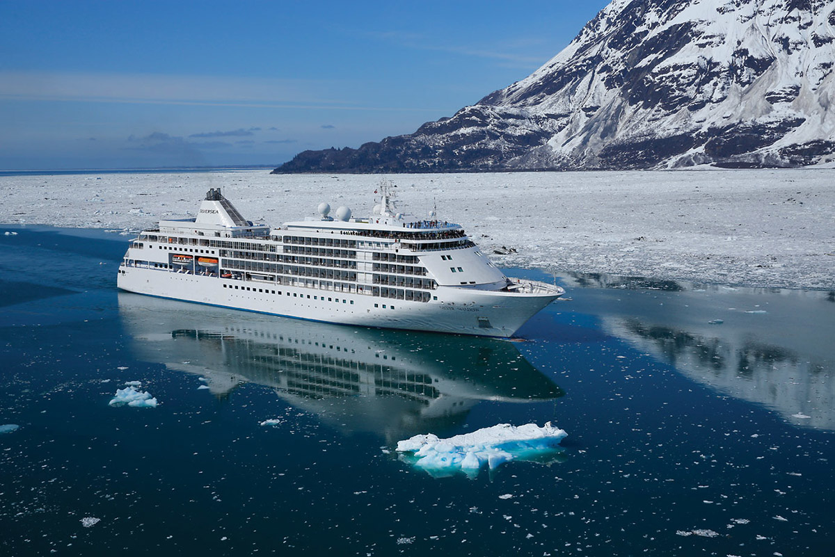Silversea Is Headed To Alaska And Iceland This Summer