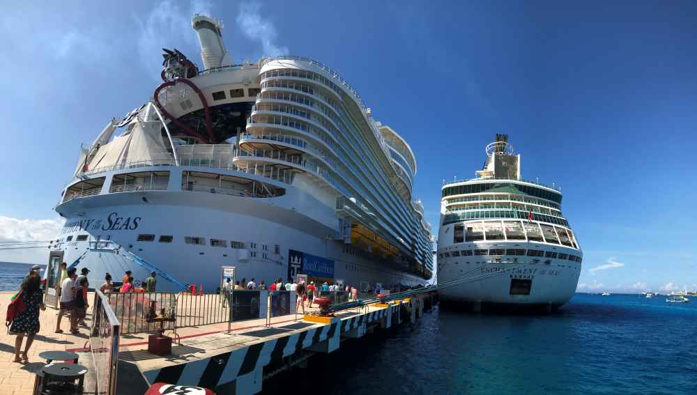 Symphony and Enchantment of the Seas