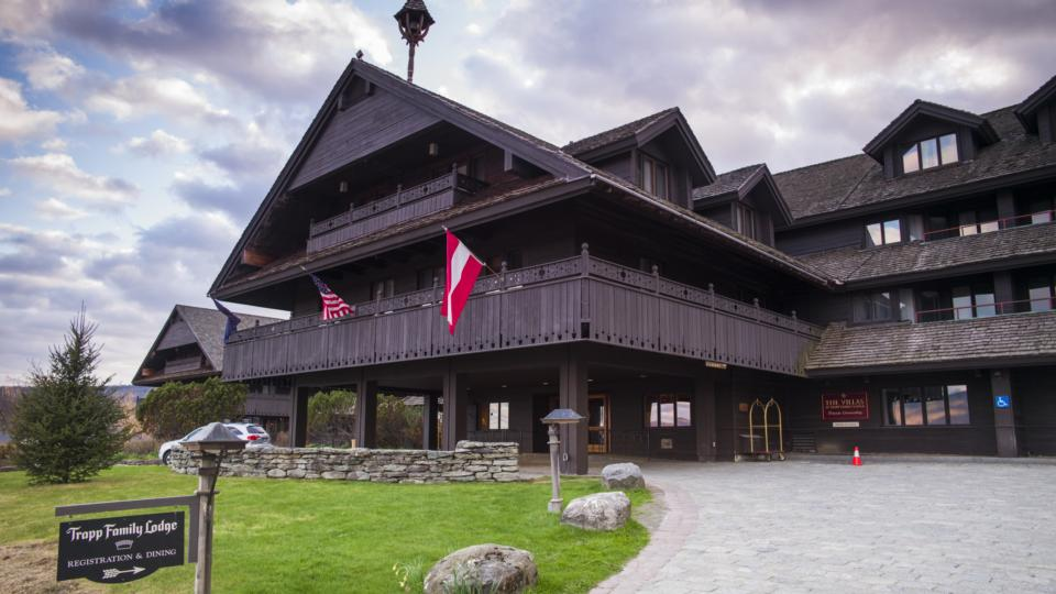 Trapp Family Lodge, Vermont