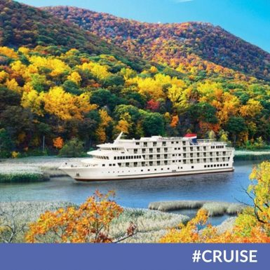 The New England Summer Cruising Season is Underway With American Cruise Line