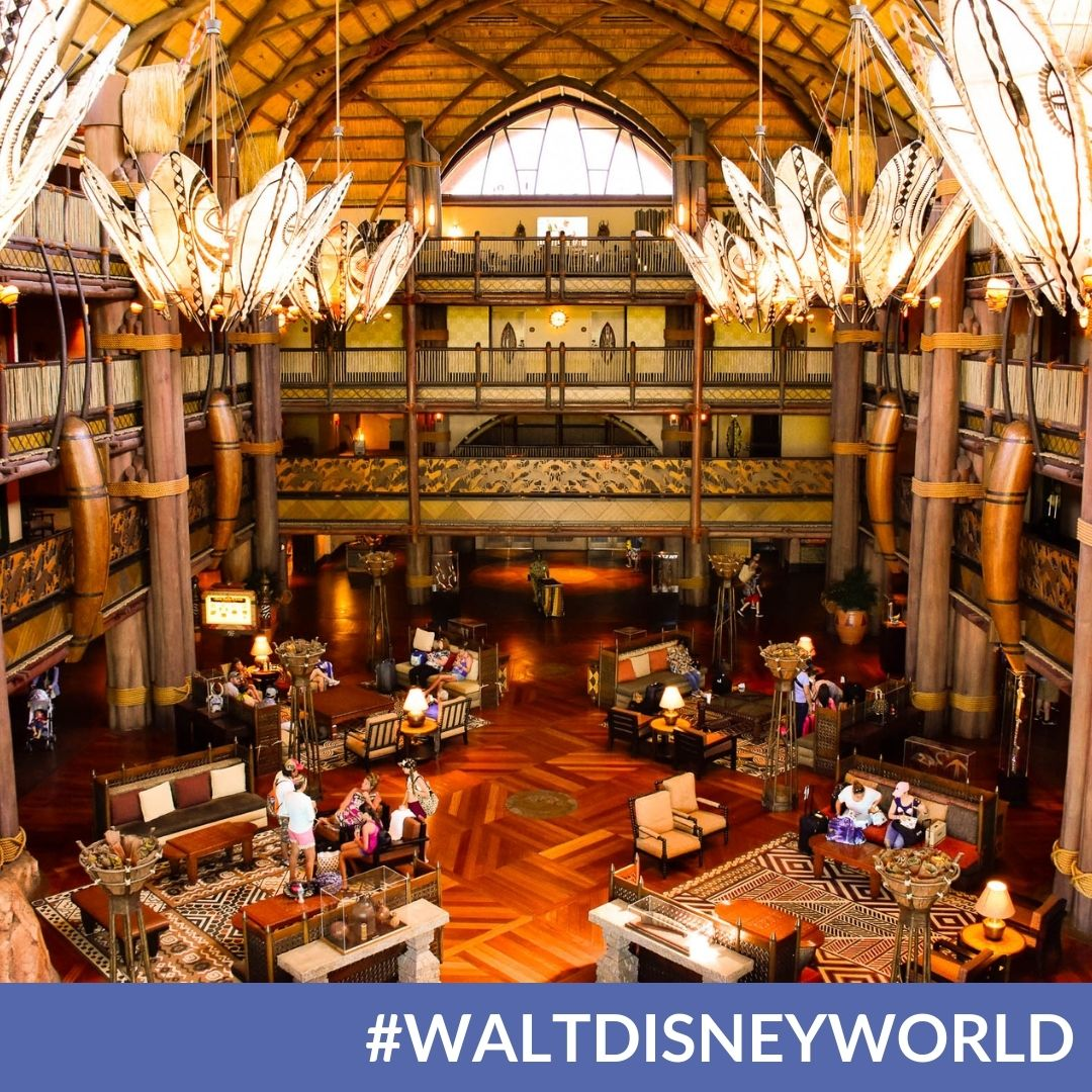 Disney'sAnimal KingdomLodge will officially reopen to all guests on August 26th.