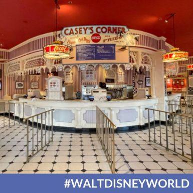 Casey's Corner at Walt Disney World's Magic Kingdom Reopening This Summer