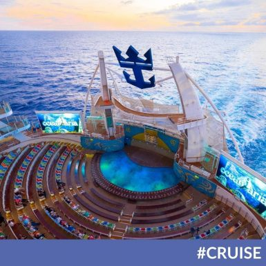 Royal Caribbean CEO Says Cruising Is Back As First Cruise Sets Sail From U.S. Waters