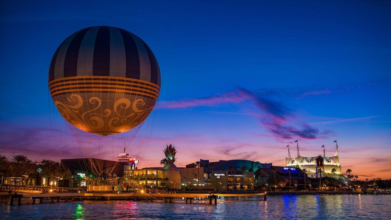 Walt Disney World Extends Hours of Disney Springs For the Summer