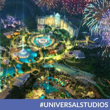 Everything You Need To Know About Universal Studios Orlando's 'Epic Universe'