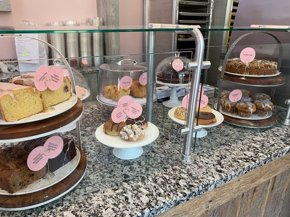 Erin McKenna's Bakery NYC At Disney Springs Celebrates Father's Day with 'Mustache' Cupcake