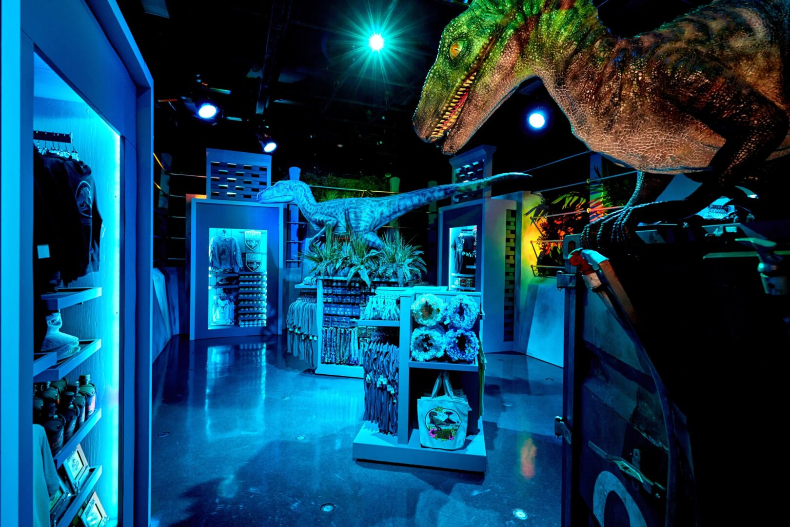 Don't Miss the New Jurassic World Tribute Store Now Open at Universal Studios Orlando