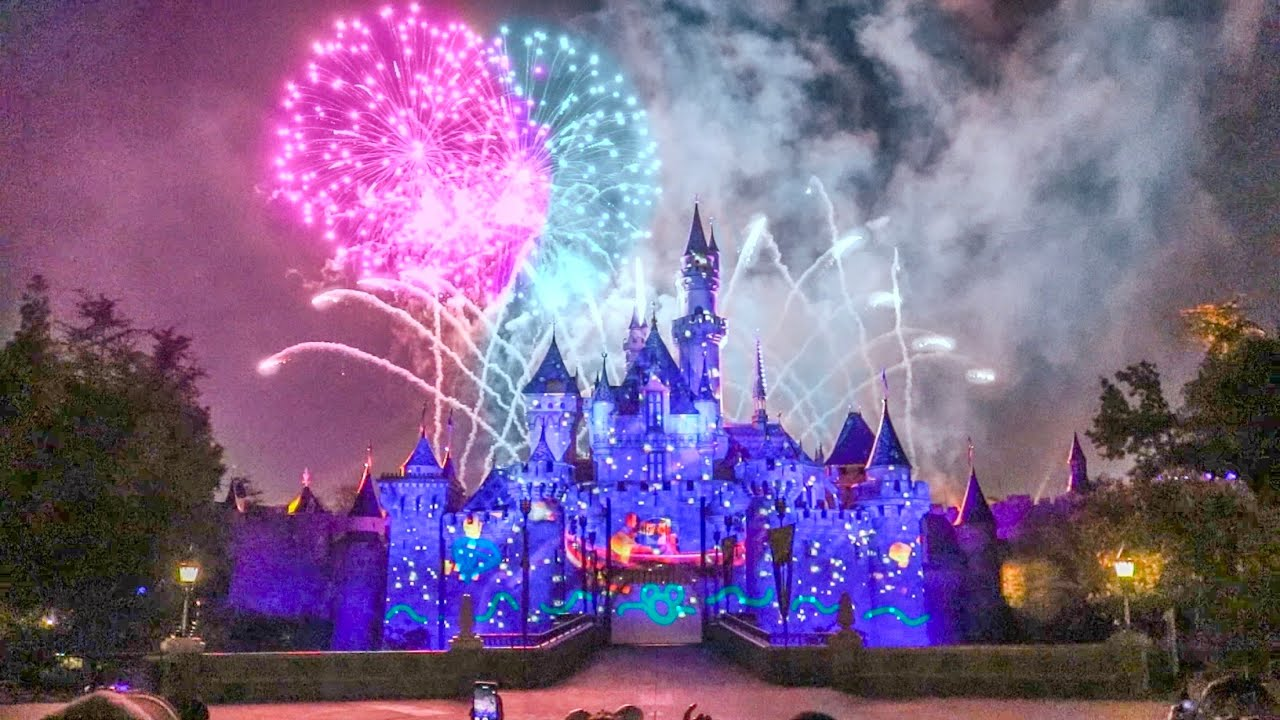 The Fireworks Show Might Return To California's Disneyland