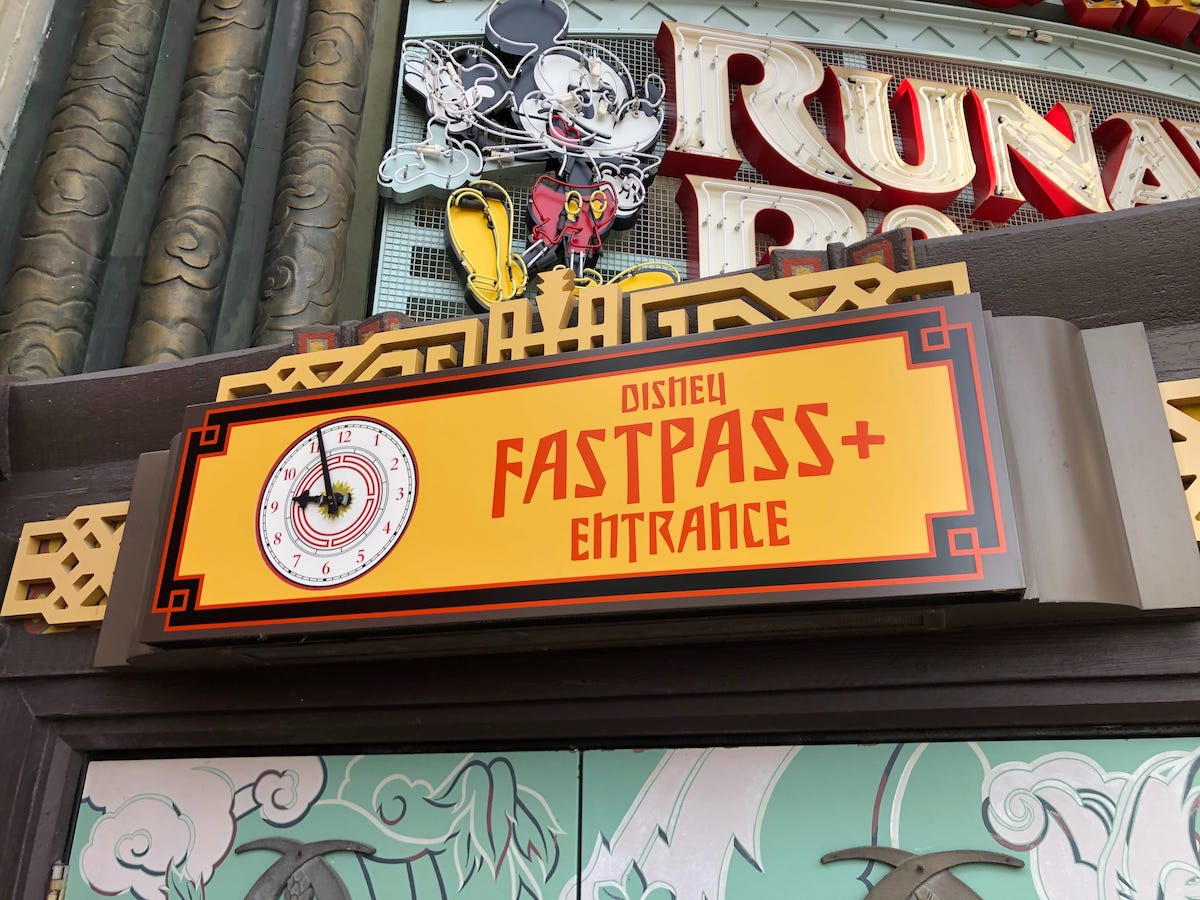 Fastpass Might Be Returning To Walt Disney World Soon