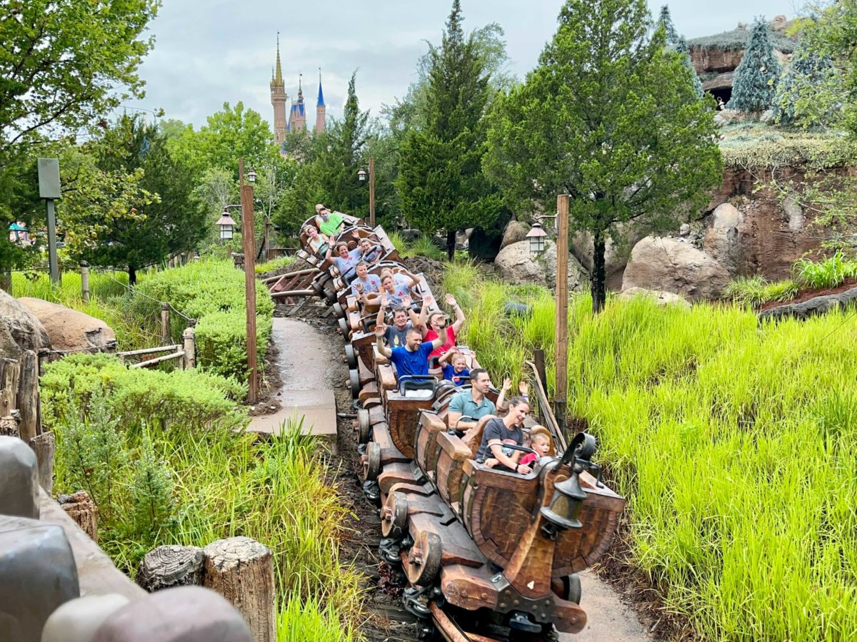 Walt Disney World No Longer Requiring Guests to Wear Masks on Rides & Attractions