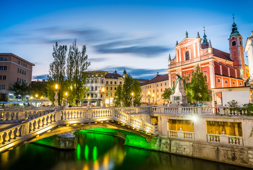 Slovenia Has Officially Reopened to Tourists!