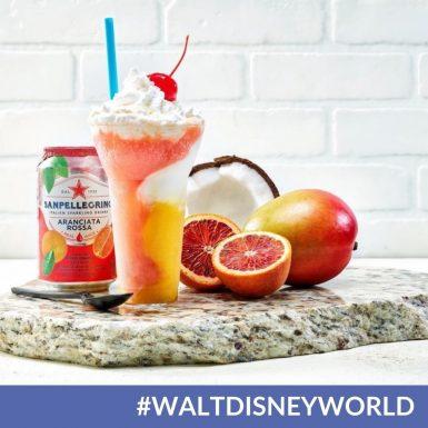 Vivoli il Gelato's Tropicale Float Returns to Disney Springs